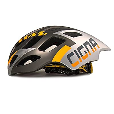 Qsjb 255g Ultra Light Weight - Cycle Cycling Road Bike Mountain MTB Bicycle Safety Helmet - Safety Certified Bicycle Helmets For Adult Men & Women, Teen Boys & Girls - Comfortable, Lightweight, from Zidz