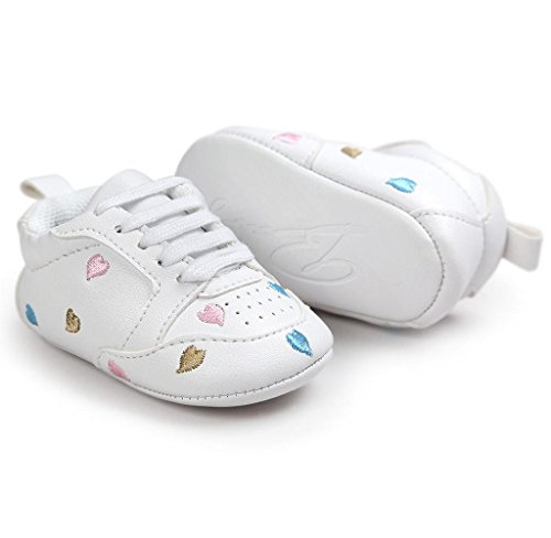 Covermason Kleinkind Baby Weiche Sohle Schuhe Turnschuhe Krippeschuhe Multicolor