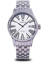 Reloj Lancaster Italy - Hombre OLA0673MB/SS/BN