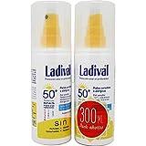 LADIVAL allergische Spray Oil Free SPF50150ml (2Stück) speziell für: empfindliche Haut oder, Felle acnéicas, Intoleranz Sonne, Allergie Solar.