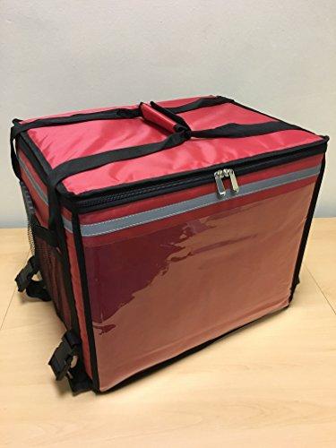 Lebensmittel) Rucksack Reisetasche Rucksack Taschen Takeaway Chinesische indischen Scooter Bike Courier Restaurant Tasche Take away T11R