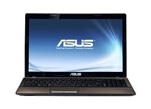 "Asus X53SV-SX499V Ordinateur portable 15,6"" (39,6 cm) Intel Core i5-2430M 750 Go RAM 4096 Mo Windows 7 Nvidia GT540M Cuivre Aluminium"