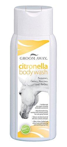 Groom away Summer Body Wash equine shampoo & balsami, 400 ml