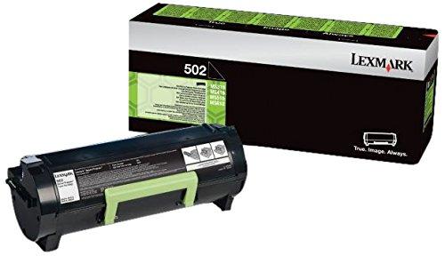Lexmark 50F2000 Standard Toner Cartridge, 1500 Seiten, schwarz -