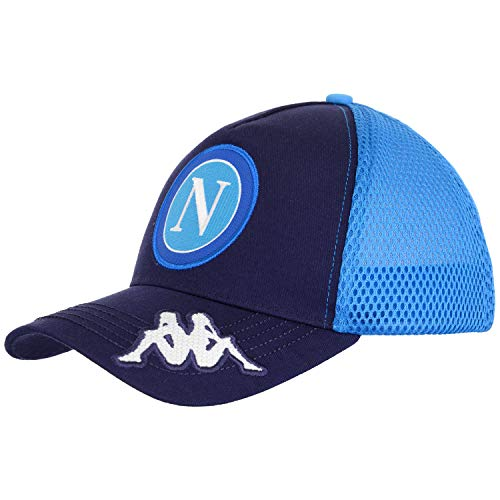 SSC Napoli Baseball Cap 1926 Unisex - Erwachsene blau 59 Ssc Cap