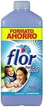 Flor - Suavizante Concentrado Azul Classic 2 L 72 Lavados
