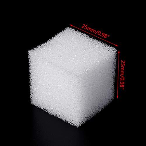 Kofun 24 Sponge Cubes Hydroponic Grow Media Soilless Cultivation System Gardening Tool - Hydroponic Gardening-systeme