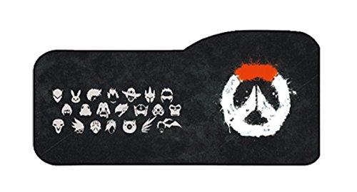 Merchandising de Overwatch: Alfombrilla con logo