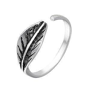 Chandler Ring mit Federn, Goldfarben, Silber, Meditation, Midi-Ring, Modeschmuck, für Damen und Herren, Geschenk