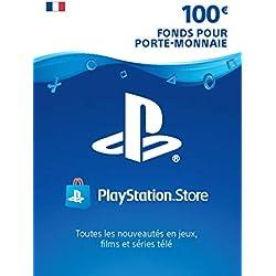 Carte PSN 100 EUR | Compte français | Code PSN à télécharger