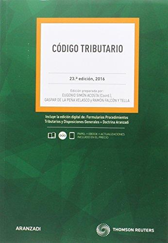Código Tributario (23ª ed.) 2016 (Código Básico)