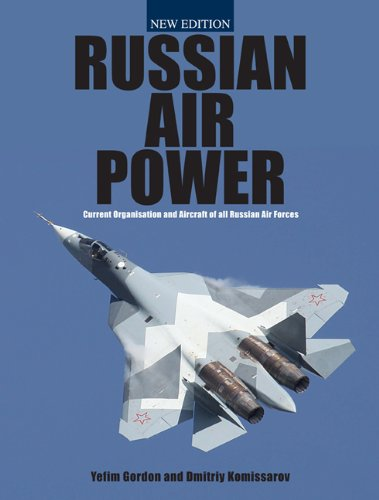 Russian Air Power: Current Organisation and Aircraft of All Russian Air Forces