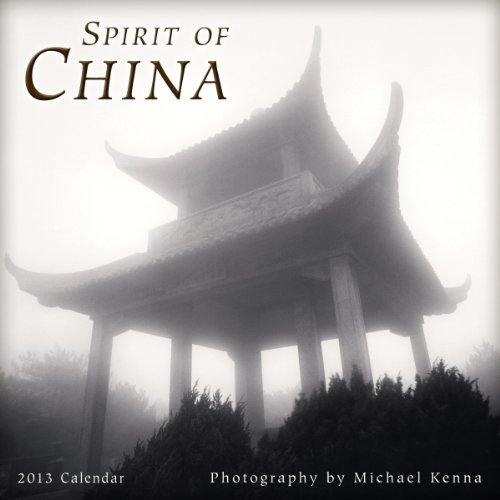 Spirit of China 2013 Calendar