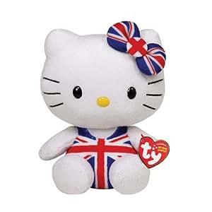 Hello Kitty Plush Union Jack Swimmsuit