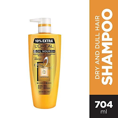 L'Oreal Paris Hex 6 Oil Shampoo