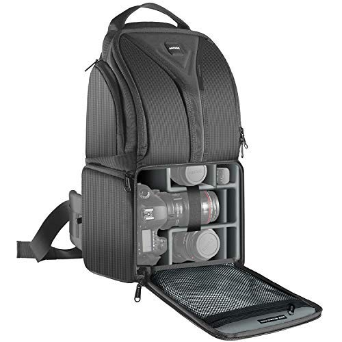 Neewer Camera Sling Rucksack Tasche 24,9x20x42,9 Zentimeter
