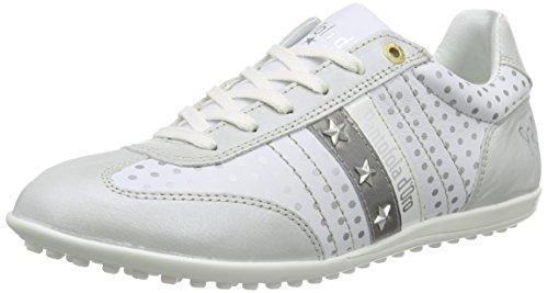 Pantofola d'Oro Ascoli, Baskets Basses femme Argent - Argenté