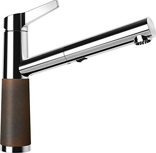 Preisvergleich Produktbild SCHOCK CRISTADUR® Armatur SC-510 VINTAGE mit Zugauslauf