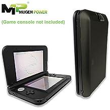 """Mugen Power - Nintendo 3DSXL 5800mAh batería extendida más de 3X más tiempo de ejecución (Negro + Red cubierta están incluidos) """"Consola de juegos no incluidos"""" (NO PARA NEW Nintendo 3DSXL)"""