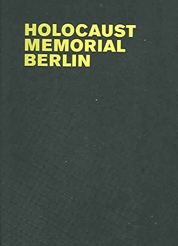 [(Holocaust Memorial Berlin)] [By (author) Hanno Rauterberg] published on (September, 2005)