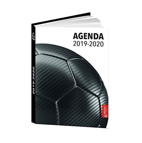 Bouchut - 1 Tageskalender Fußball - August 2019 bis Juli 2020-12 x 17 cm