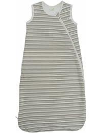 Perlimpinpin Bamboo Printed Nap Bag in Choco Stripes