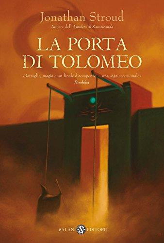 La porta di Tolomeo: Il ciclo di Bartimeus