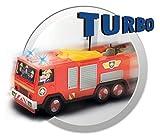 Dickie Toys 203099612 - RC Feuerwehrmann Sam Jupiter, funkferngesteuertes Feuerwehrauto, 22 cm Vergleich