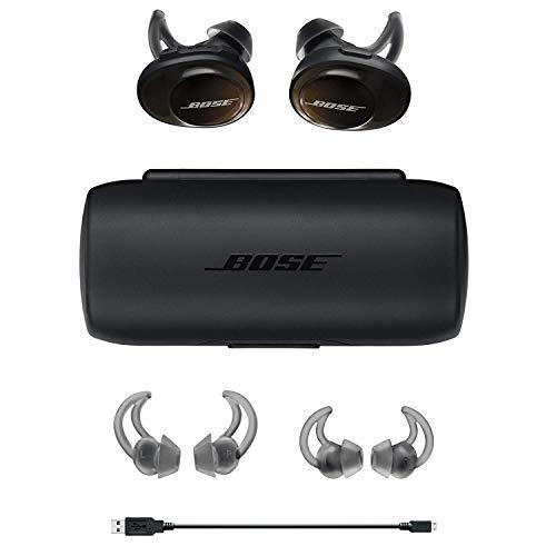Bose SoundSport Free wireless headphones – Schwarz - 5