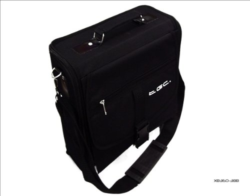 Sony Playstation 3 PS3 Slim Black Deluxe Console Carry Bag/Case. Also for In Car Use.