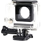 Vgeby Skeleton Protective Side Open Housing Case Shell Cover Mount Accessory For Gopro Hero 4/3+ Camera