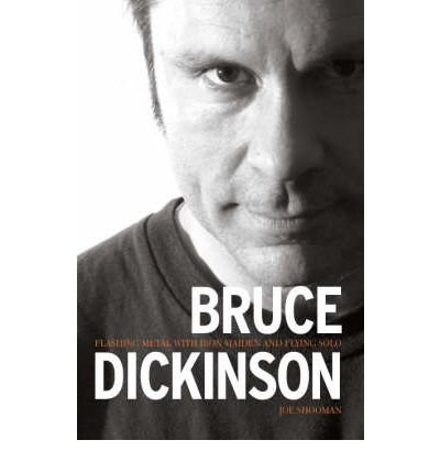 [ BRUCE DICKINSON FLASHING METAL WITH