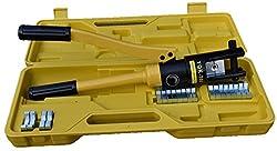 Alta qualità crimpare/pinze per capicorda di 10-300mm². L' idraulico crimpare in rame e cavo in rame di alluminio è adatto per scarpe. Modificare con il cavo di testa della pinza idraulica girevole 360° si può anche luoghi difficili da raggiunger...