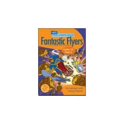 Fantastic Flyers Pack (1 Pupil Bk,1 Activity Bk & 2 CD)