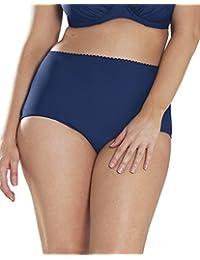 Curvy Kate Women's Jetty High Waist Brief Bikini Bottoms
