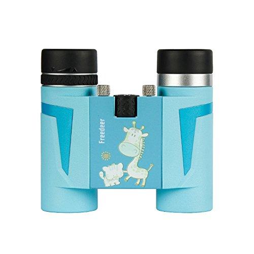 PIGE Fernglas Kinder 10X Spektiv-Wasserdichter Bereich für Vogelbeobachtung Zielschießen...