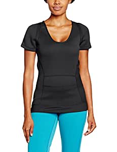 Zaggora-Fascia per esercizi, resistente, colore: nero, 2X-Large