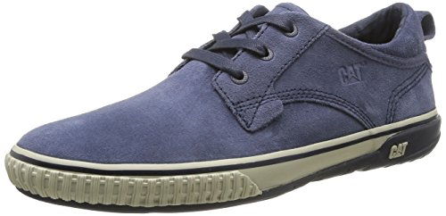 Caterpillar Prestige, Sneakers Basses homme, Bleu(Bering Sea), 44 EU (10 UK)