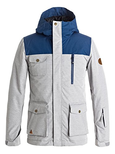 Quiksilver Raft – Snow Jacket for Boys 8-16 – Snow Jacke – Jungen 8-16 | 03613372756986
