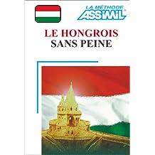 Le Hongrois sans peine (1 livre + coffret de 4 cassettes)