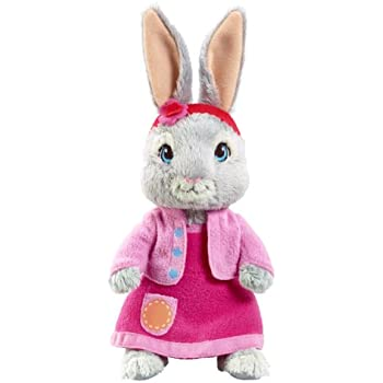 Peter Rabbit Collectable Lily Bobtail Plush Toy