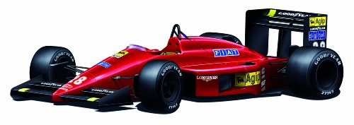 1/20 Scale Grand Prix Ferrari F1-87 Early Type Construction kit (japan import)
