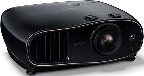 Bild 17: Epson EH-TW6100 3D Heimkino 3LCD-Projektor (Full HD 1080p, 2.300 Lumen Weiß & Farbhelligkeit, 40.000:1 Kontrast, 2x HDMI (1x MHL), inkl. 1x 3D Brille) schwarz