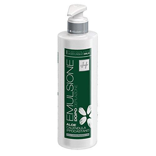 Pflegemilch Post Depilation Milk 500 ml, nach der Enthaarung, auch zur täglichen Pflege und als After-Sun-Produkt