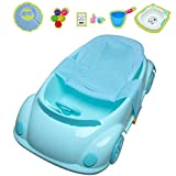 Baignoire Bebe ,Bath Home Carrying Plastic Baby Tub, Families, Children Bathtub,...
