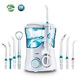 Dental Water Flosser for Teeth,Nicefeel Oral Care Irrigator Power Flosser 10 Pressure Settings