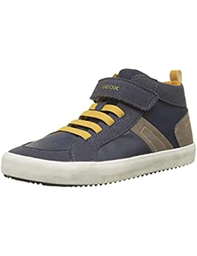 Geox J Alonisso Boy G, Zapatilla