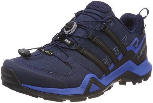 adidas Herren Terrex Swift R2 GTX Trekking-& Wanderhalbschuhe, Blau (Maruni/Negbas / Belazu 000), 43 1/3 EU