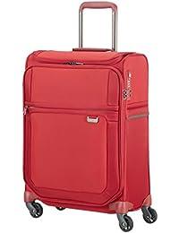 Samsonite Uplite Spinner 55/20 Smart Top Koffer, 55 cm, 41 L, Red