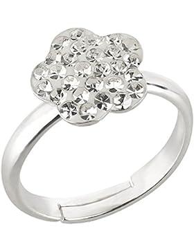 SL-Silver Mädchen Damen Ring Kri